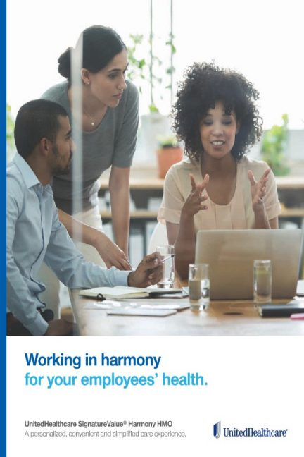 SignatureValue Harmony Plan Brochure